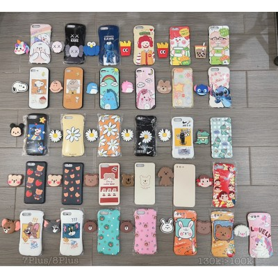 Ốp 130K + socket iPhone 7 Plus/8 Plus