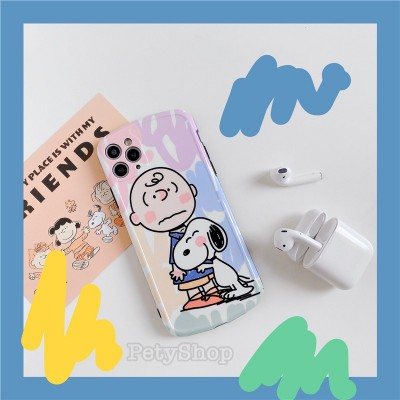 Ốp bọc camera snoopy iPhone 11 Pro Max