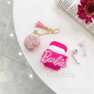 Hộp bọc Airpods Pro Barbie