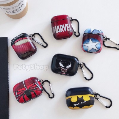 Hộp bọc Airpods Marvel